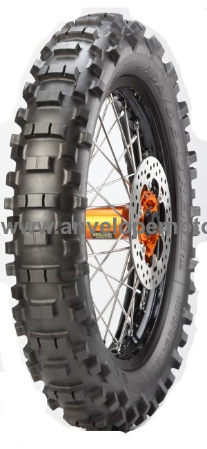 PROMO - Metzeler MCE 6 Days Extreme 140/80 - 18 NHS 70M Rear  Super Soft