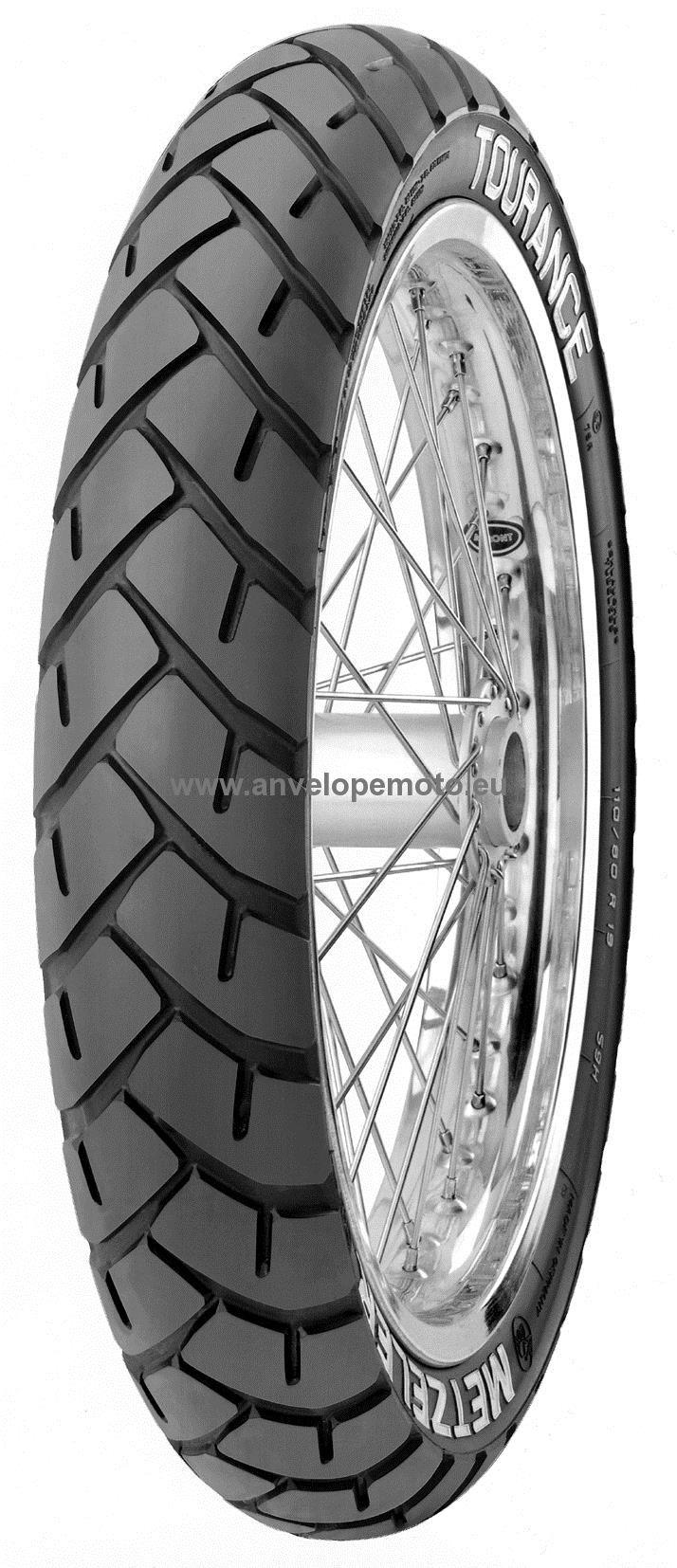 PROMO - Pirelli Mandrake MT 15  80/80 - 16 M/C 45J TL RF Front - DOT 3414