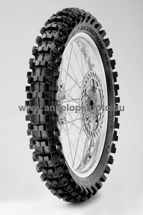 PROMO - Pirelli Scorpion MX32 Mid Soft  110/90 - 19 62M NHS Rear - DOT 1516