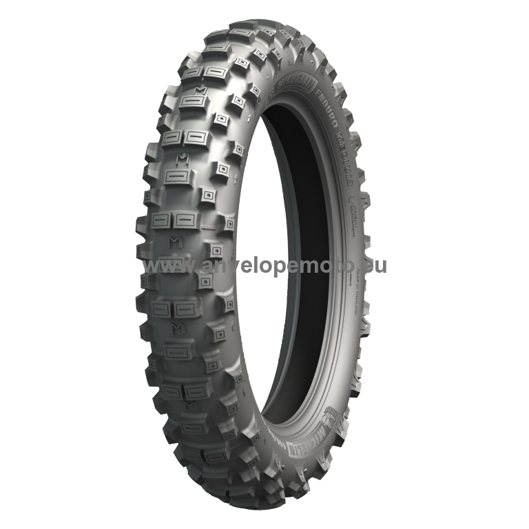 PROMO - Michelin Enduro Medium 140/80-18 70R Rear TT (soft)