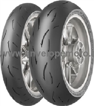 PROMO - Dunlop GP Racer D212 Medium  190/55ZR17 75W TL Rear - DOT 5117