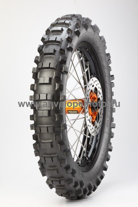 Metzeler MCE 6 Days Extreme 140/80-18 70M TT Rear Soft M+S