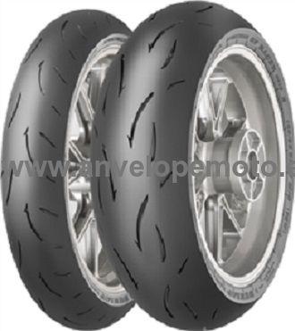 PROMO - Dunlop GP Racer D212 Medium  180/55ZR17 73W TL Rear - DOT 0918