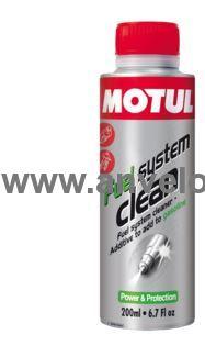 Motul Fuel System Clean Moto 0,2 L